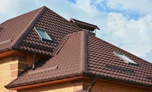 Velux style roof window