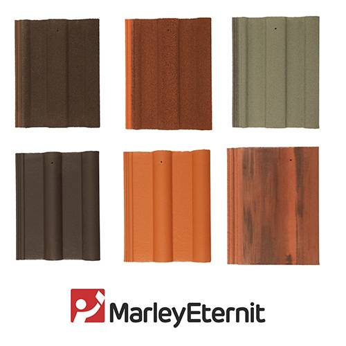 Marley Eternit Concrete Tiles