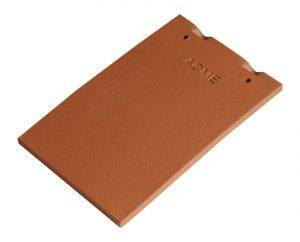 Marley Eternit Acme SC Red Smooth clay tile
